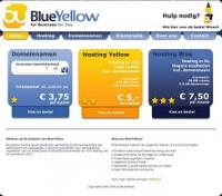 BlueYellow Hosting